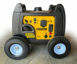 Champion Generator All Terrain Wheel Kit Fits 2800 3500 Watt