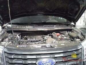 2016 Ford Explorer Rear Axle Differential Awd