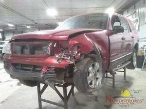 2004 Ford Explorer Rear Axle Differential 3 55 Ratio 4x4