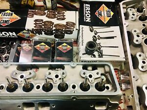 Ford Top End Kit Sbf 302 175cc 600cc Quality Parts Built In Shop By Cpm Race Eng