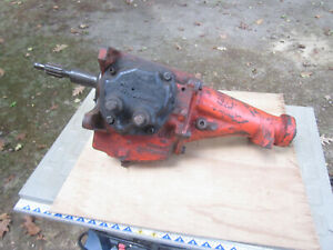 1958 63 Chevrolet Saginaw 3 Speed Transmission Gm 3845122