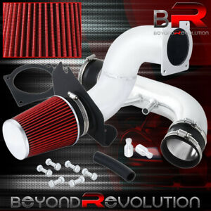 Performance Cold Air Intake System Kit W Red Filter For 96 04 Ford Mustang Gt