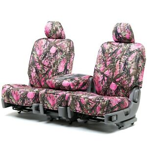 Custom Fit Camo Front Seat Covers For The 2003 2006 Chevy Silverado