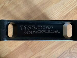 Wilson Manifolds Tapered Carburetor Spacers 024130