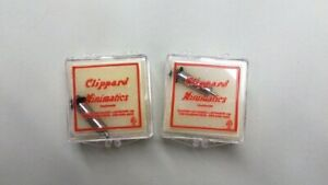 Clippard Minimatics Sm 2 Sub Miniature Cylinder 5 32 Single Acting pack Of 2