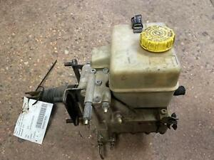 2002 Range Rover Abs Pump With Reservoir W O Traction Control