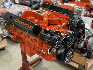 Chevy 6 2l 560hp Complete Crate Engine Pro built 366 370 Lq Ls2 Ls6 6 2 Ls3