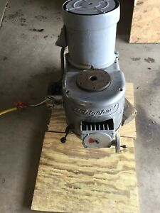 Bridgeport Milling Machine Replacment Head 1 1 2hp