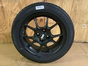 2009 Mini Cooper S Convertible Wheel Tire Doral 205 50r16 Rim Bbs 4 Spoke Oem