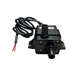12v3m240l h Mini Magnetic Brushless Motor Water Pump Lift 300cm Water Proof Abs