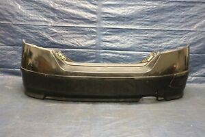 2006 11 Honda Civic Si Coupe K20z3 2 0l Oem Rear Bumper Cover Hfp Lip 9390