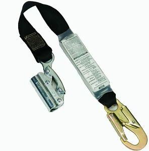 Safety Works Manual Rope Grab With Lanyard 10096511