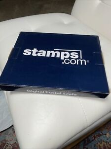 New Stamps com 5 Lb Pound Stainless Steel Digital Postal Scale Usb Connection