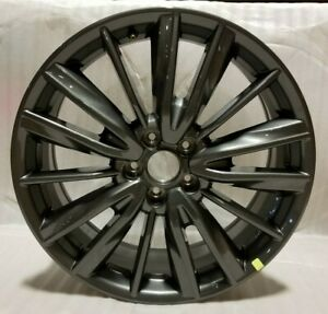 Factory Oem 20 Infiniti Wheel Fits 2018 2016 2019 Qx60 40300 9nb4a Grey