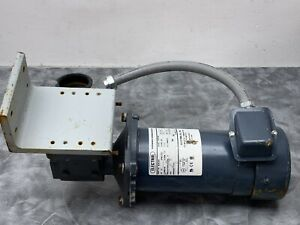 Electrol M 4616b Dc Electric Motor 1 2hp 90vdc 1725rpm