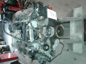 Motor Engine 4 6l Vin X 8th Digit Sohc Gt Fits 01 04 Mustang 299690