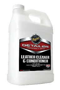 Detailer Leather Cleaner Conditioner Gallon Mgl d18001
