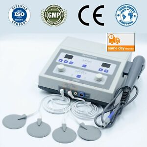 New Sonotens Tens And Ultrasound Combo Machine