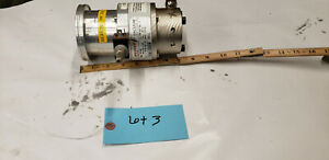 Preiffer Tph 062 Pmp02540 a Vacuum Turbo Pump Tsf012 Venting Valve Lot 3