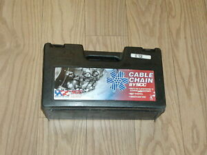 Cable Tire Chains Security Sc1030 195 50 16 205 45 17 215 45 17 215 35 18