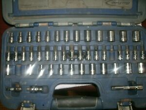 Blue Point 1 4 Drive Socket Set Blpgss1451