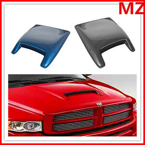 For Ford Mustang Camaro Universal Abs Paintable Hood Scoop F150 F250 Explorer