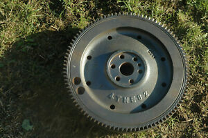 Yanmar Diesel Engine 4tnv86 Tk486 Flywheel Oem