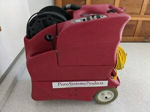 Us Products King Cobra 500 Psi Heated Carpet Cleaner extractor