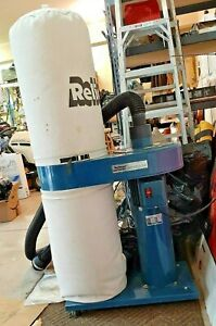 Rolling Dust Collector Reliant Nn 720 Rpm 3450 Hose 9 Made In Taiwan