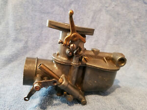 Ford Model A Tillotson Round Bowl Carburetor