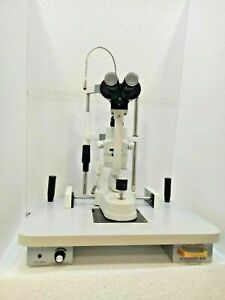 Best Offer Free Shipping 2 Step Slit Lamp Zeiss Type Ophthalmology