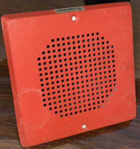Cooper Wheelock Speaker Red Ceiling Mount E90 r