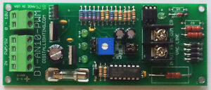Dt an10 pwm 220 Converter From 220vac Dimmer To 0 10v Analog Control Signal