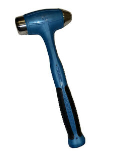 Snap On Ball Peen Dead Blow Hammer 32 Oz Pearl Blue Handle Hbbd32 Brand New