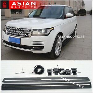 For Range Rover Vogue L405 13 17 Side Step Electric Deployable Running Boards