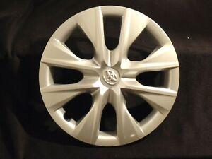 Toyota Corolla Hubcap Wheel Cover Great Replacement 2014 19 Retail 91 Ea B28