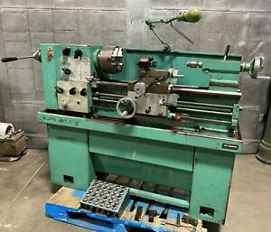 Harrison M300 Gap Bed Precision Engine Lathe 13 X 24 Collet Closer 5c Tooling