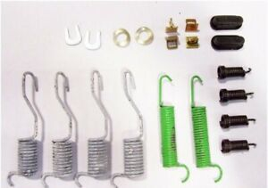 118 56001 Centric Brake Hardware Kit Front Or Rear New For Dodge Dart Barracuda