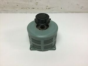 Variac Powerstat 226 Variable Autotransformer 7 50a In 240 120 Out 0 280 Tested