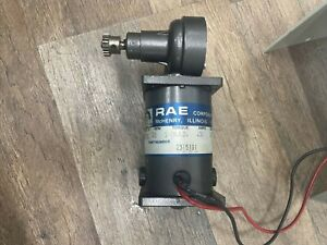 Rae Dc Motor Electric Gearmotor 90 Dc 45 Rpm With Speed And Direction Controls