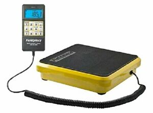 Fieldpiece Srs1 Residential Commercial Refrigerant Recovery Scale 110lbs Hvac