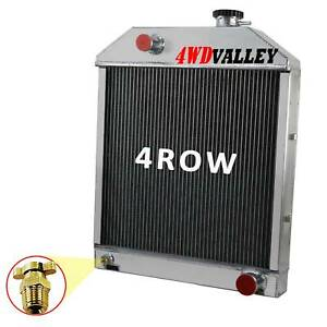 C7nn8005h 4 Row Radiator For Ford new Holland 2000 2600 3000 3100 3500 4000