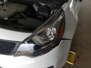 Driver Headlight Us Market Sedan Without Led Accent Fits 12 17 Rio 237190