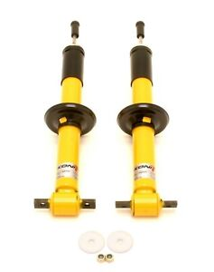 Koni Yellow Sport Front Shocks For Chevy Camaro Firebird Z28 93 02 pair