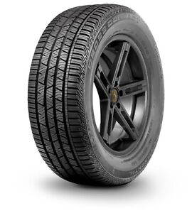 4 Used Continental Tires 255 55 R18