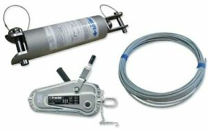 Fallstop H41001 Horizontal Lifeline 100 Ft 310 Lb Weight Capacity
