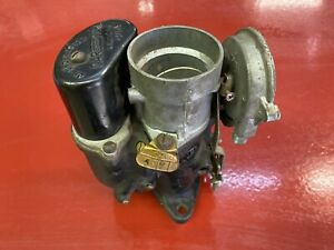 1932 1933 1934 1935 1936 Chevrolet Carter Carburetor 378s Nos