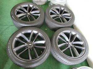2019 Dodge Charger Challenger Scat Pack Oem Factory 20 Wheels Rims 245 45 20 Ti