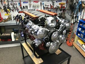 Chevy Ls7 427ci 625hp Crate Engine