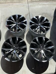 18 Lexus Nx200t Nx200 Fsport Wheel Rims Oem 74327 Factory Set Of 4 With Caps